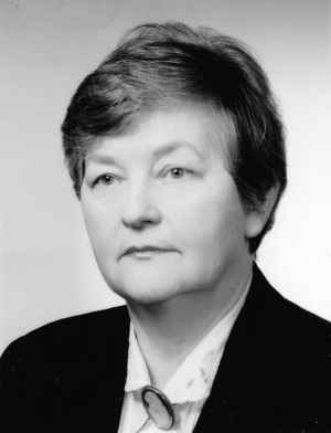 Janina Legendziewicz-Skrzypiec
