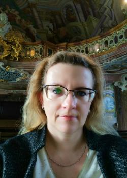 dr hab. Magdalena Sałdyka