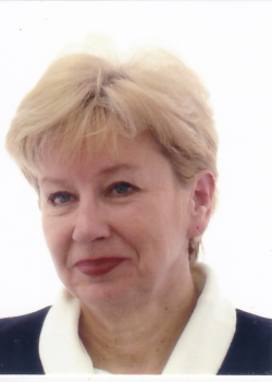 dr hab. Zofia Janas, prof. UWr