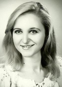 mgr Yuliya Toporivska