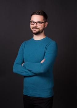 mgr Marcin Małecki
